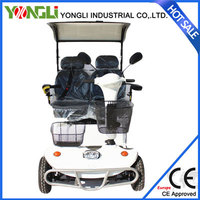 YLDB21 High quality aluminum frame electric scooter dc motor 1500w for elderly and handicapped