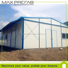 China Steel Structure Prefabricated House