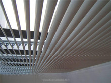 2015 no maintain Louvered Roofs