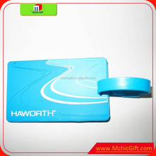 The factory price /hotel baggage tag/baggage tag for travel