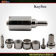 Factory Wholesale 26650 Kayfun Lite Plus Mini Kayfun Clone kayfun 4.1 Atomizer