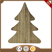 2015new wood grain decorations of the tree