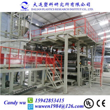 plastic advertising film production line