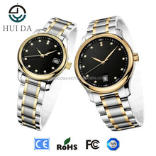 Couple Wristwatch for Lovers Custom Logo Watches