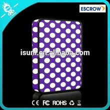 High quality Point mobile charger portable power bank 18650