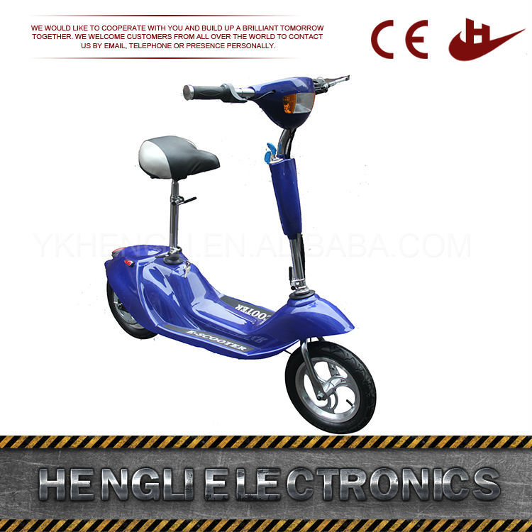 portable l ger pas cher enfants scooter lectrique scooter. Black Bedroom Furniture Sets. Home Design Ideas