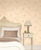 small flower wallpaper romantic wallpaper living room decoration pvc wallpaper