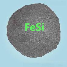 China fornecimento Fesi / Ferro pó de silício FeSi65 FeSi70 inoculant