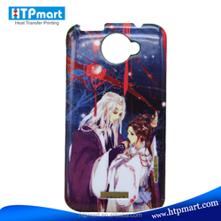 Hot selling 3D Sublimation Phone Case for HTC One X of Fast delivery