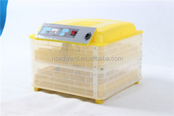 Automatic chicken eggs poultry incubator hatcher house for international trade EW-96