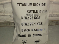 rutile&anatase titanium dioxide for paintings