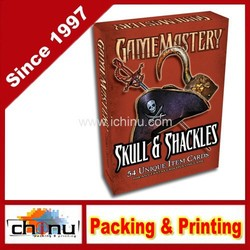 GameMastery Item Cards Skull and Shackles (430109)