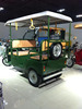 2014 hot sale ABS roof passenger china tricycle for indian market