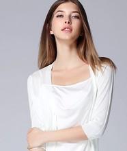 2015 últimas fat ladies blusa diseño blusa casual para mujer gorda