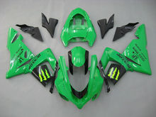New Motorcycle Parts For Kawasaki ZX-10R 2004-2005 Motorbike Fairing ZX-10R Bodywork ZX10R 04 05 Body Kit