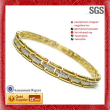 Bracelets Jewellery Popular Wrist Accessories gold chain wrap with colorful rope bracelet