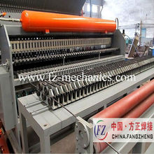 HOT! Steel Mesh Welding Machine Mesh Fence and Construction Fence