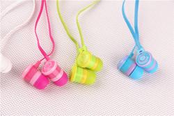 KeeKa KA-28 In-Ear Fashion sport mp3 headphone OEM design mobile phone earphone HD stereo earbuds sport