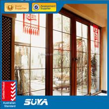 Door And Window,CE Approved Wrought Iron Door,CIQ Apartment Door SUYA-0626