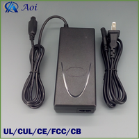 UL,CE,CB,FCC,CUL approved 42v 2a two wheels segway hoverboard charger