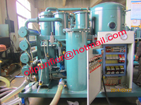 hydraulic lubrication Fluid Oil filtration, separation and purification solutions equipment