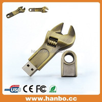 tool shape wrench usb flash drive