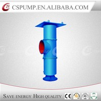 Hot sale dry land river dewatering mixed flow pump