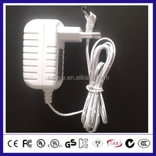 China supplier! 12 V 2.0A UL,CSA,CE,TUV,GS,BS,SAA,PSE Wall-mounted power adapter