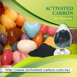 Activated Charcoal Price food grade Glucose Adsorbent Variety and Adsorbent Type