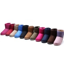 SAA2057 New 2015 winter lady warm ankle boot fashion women winter snow boots wholesale