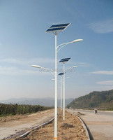 2015 hot selling low price solar grave light with pole and CE ceritificate