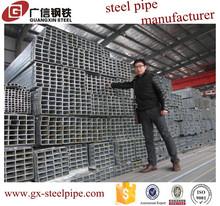 pipe manufacturers!!!tubo galvanizado greenhouse used galvanized pipes