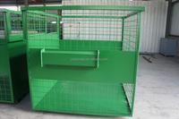TG13 Customized design wire storage cage container mash box