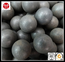 forged steel balls in grinding machine
