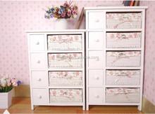 Korean Rural Receive Ark four Layers Store Content For Livingroom Furniture
