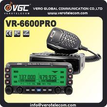 cruz banda vhf uhf de coches de radio móvil todos banda receptor de radio
