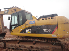 New model used 325D excavator second hand / Japan made used 325D excavator digger