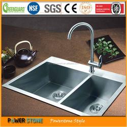 China Manufacturer Undermount Stainless Steel Franke Kitchen Sinks