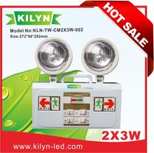 Hot sale ! Low safety and safety fire exit sign emergency light led lamp
