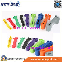 Factory price OEM natural latex resistance bands wholesale