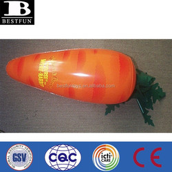giant inflatable carrot advertising plastic fake cheap carrots display make customized vegetable inflatables