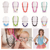 2015 hot selling products women health cheap silicone necklaces
