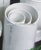 UPVC drain pipe 200mm in construction community resident