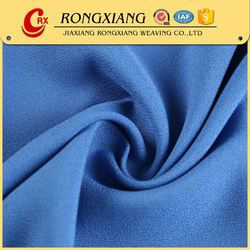 Garments fabric supplier Latest design Casual Blouse wholesale chiffon fabric