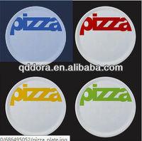antique ceramic plates,ceramic pizza plates,ceramic plates in hotel