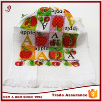 China Supplies Super Cheap Bulk Custom Printed Kitchen Towel