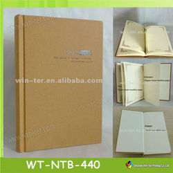 Office stationery notebook printing WT-NTB-440