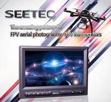 FPV lcd monitor for professional camera drone with channel with auto searching