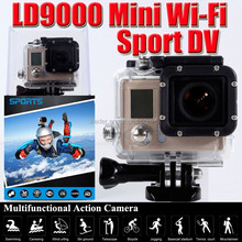 Hot new products for 2015 ( LD9000 WIFI SPORT ACTION CAMERA )
