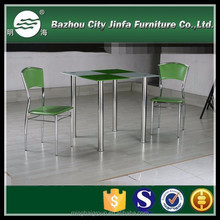 Cube Dining Table and Chair MDT-260A